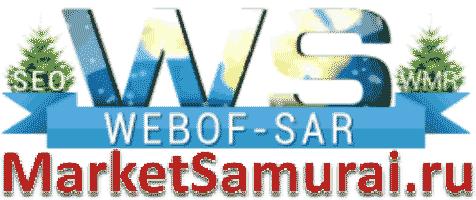 Логотип Webof-sar