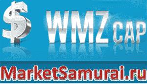 Логотип Wmzcap